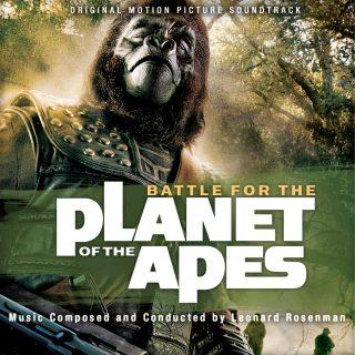 bande originale soundtrack ost score  bataille planète singes battle planet apes disney fox