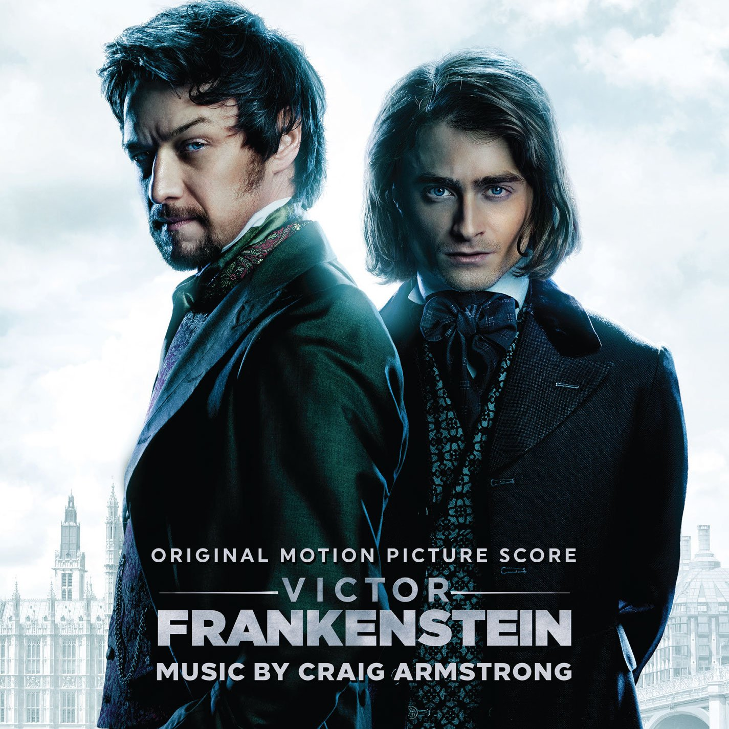 bande originale soundtrack ost score docteur victor frankenstein disney fox