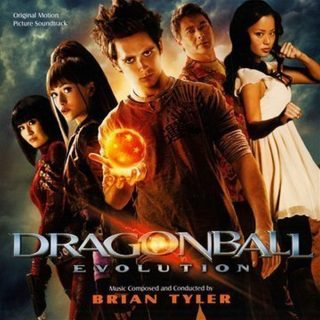 bande originale soundrack ost score dragonball evolution disney fox