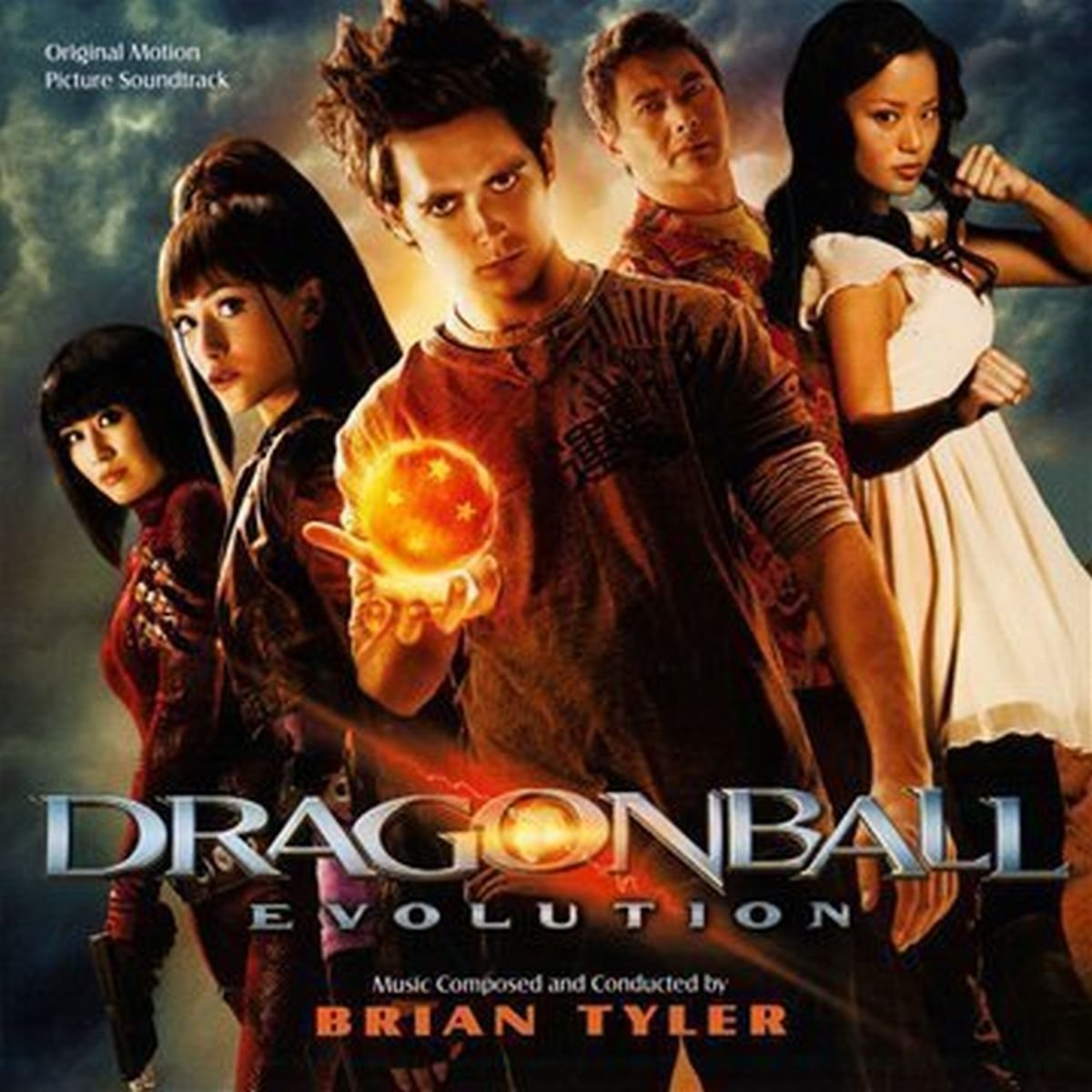 bande originale soundrack ost score dragonball evolution disney fox