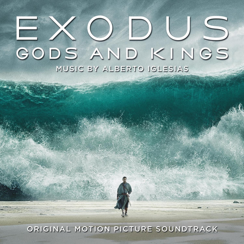 bande originale soundtrack ost score exodus gods kings disney fox