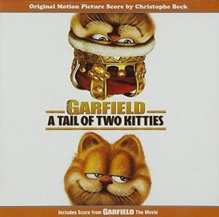 bande originale soundtrack ost score garfield 2 tail two kitties disney fox