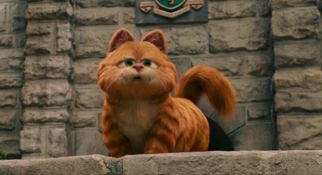image garfield 2 tail two kitties disney fox