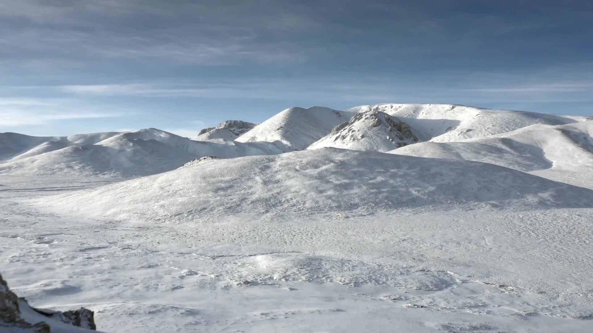 image reine montagne ghost mountain disneynature