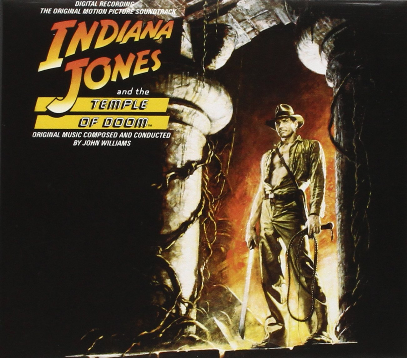 bande originale soundtrack ost score indiana jones temple maudit doom disney fox