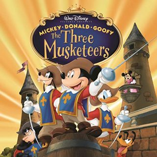 bande originale soundtrack ost score Mickey Donald Goofy dingo trois mousquetaires Three Musketeers disney