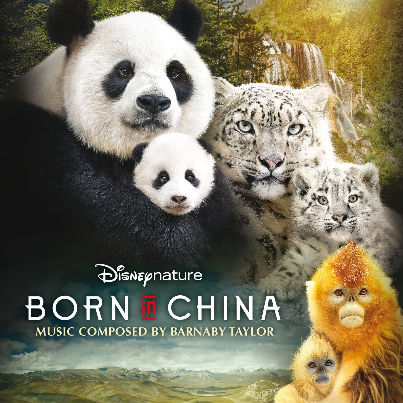 bande originale soundtrack ost score nés chine born china disneynature