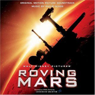 bande originale soundtrack ost score objectif mars roving disney
