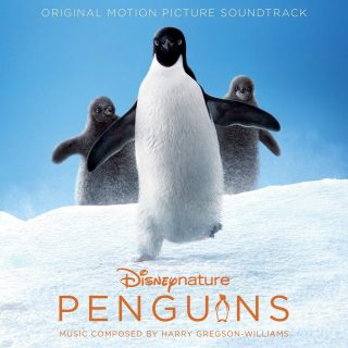 bande originale soundtrack ost score penguins disneynature