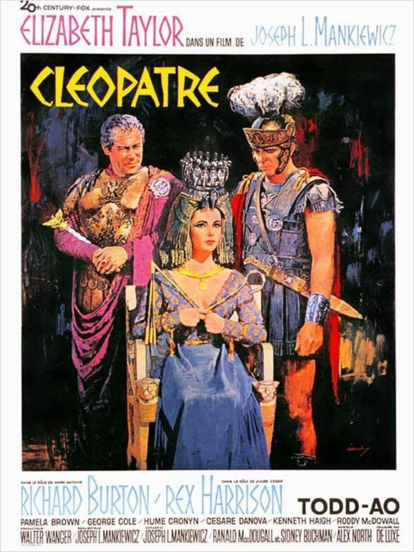 affiche poster cleopatre cleopatra disney fox
