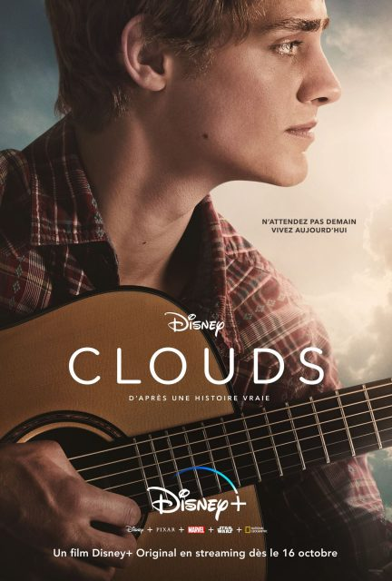 affiche poster clouds disney