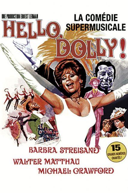 affiche poster hello dolly disney fox