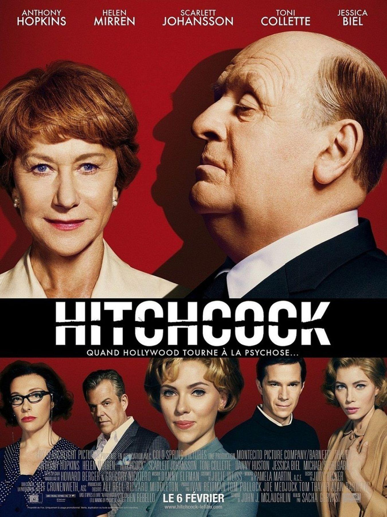 affiche poster hitchcock disney fox