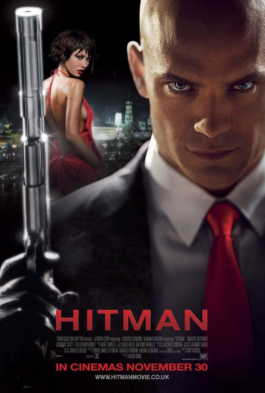 affiche poster hitman disney fox
