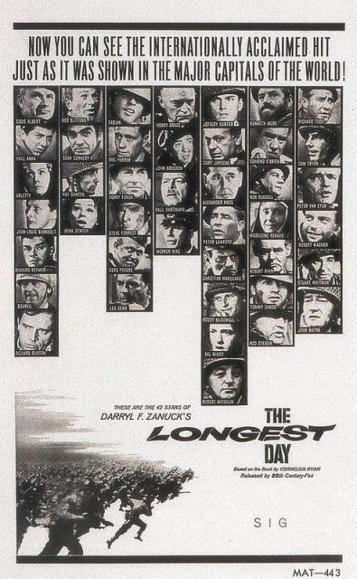 affiche poster jour long longest day disney fox
