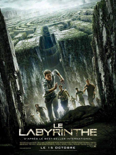 affiche poster labyrinthe maze runner disney fox