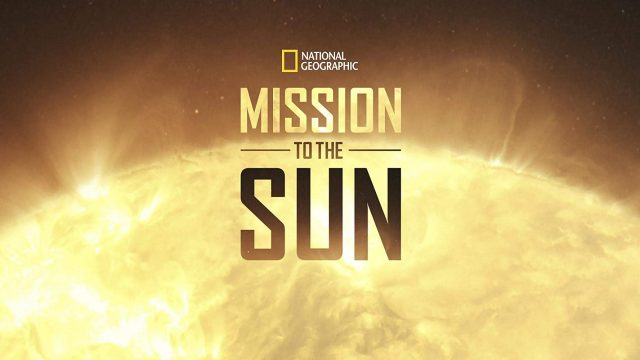 affiche poster mission soleil sun disney national geographic
