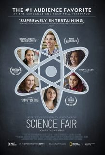 affiche poster science project fair disney national geographic