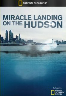 affiche poster vol miracle dessus hudson landing disney national geographic