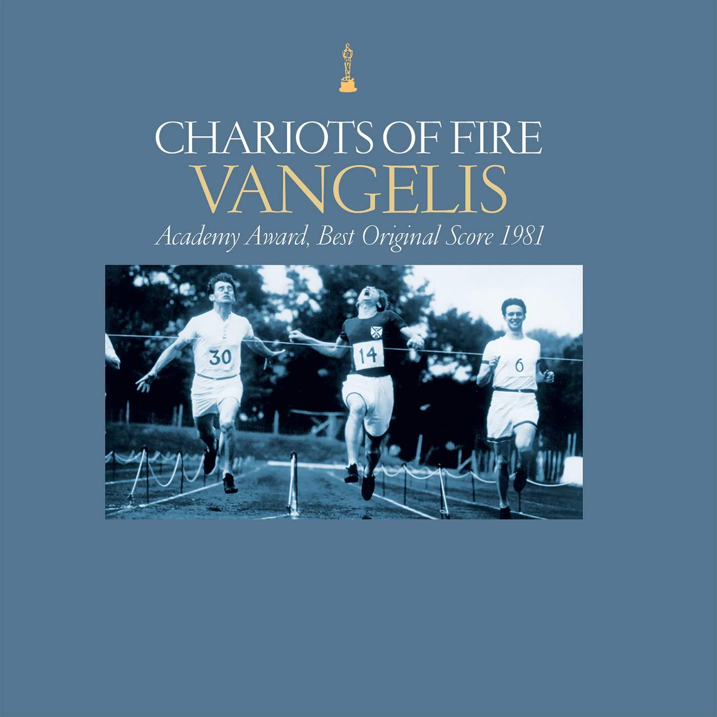 bande originale soundtrack ost score chariots feu fire disney fox