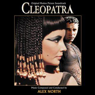 bande originale soundtrack ost score cleopatre cleopatra disney fox