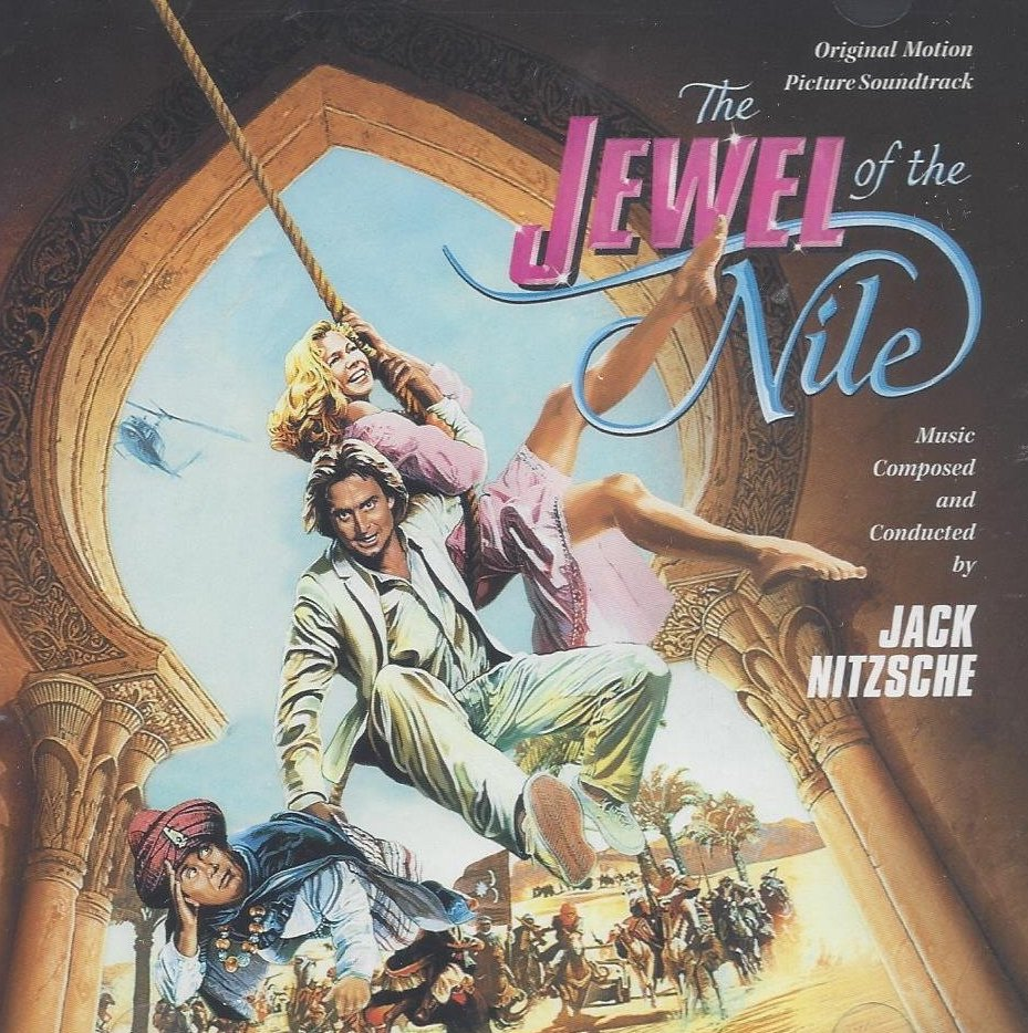 bande originale soundtrack ost score diamant nil jewel nile disney fox