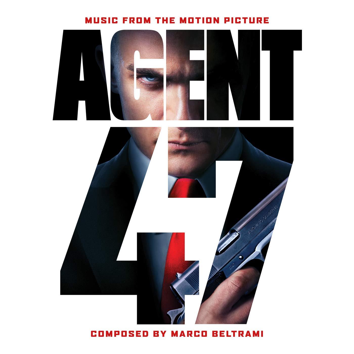 bande originale soundtrack ost score hitman agent 47 disney fox