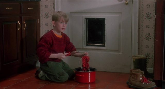 image maman raté avion home alone disney fox
