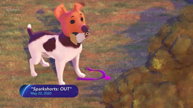 image out disney pixar sparkshort