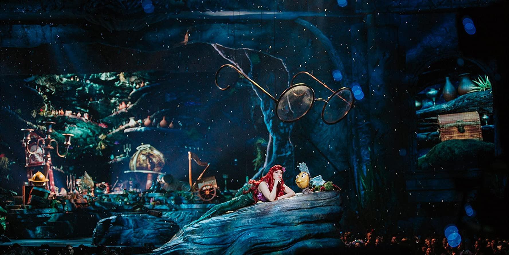 image petite sirène live little mermaid disney abc