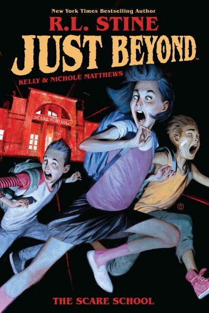 just beyond rl stine disney plus