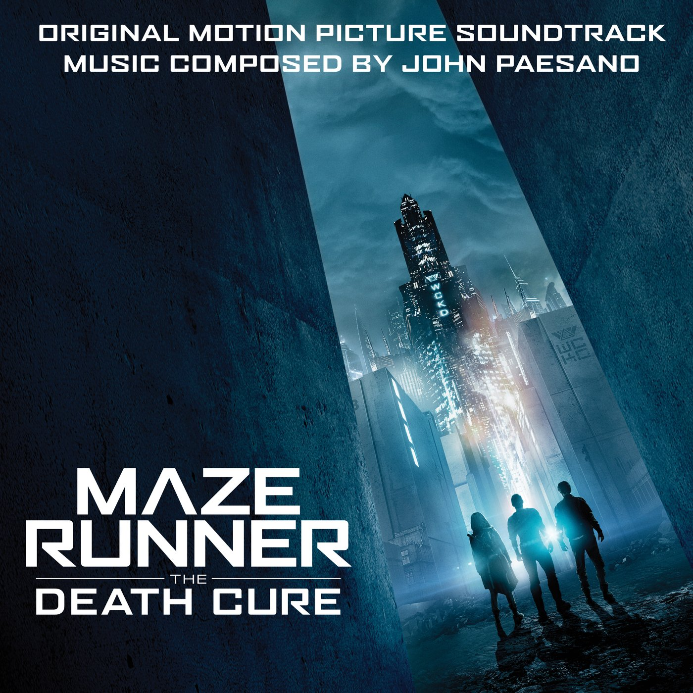 bande originale soundtrack ost score labyrinthe remède mortel maze runner death cure disney fox