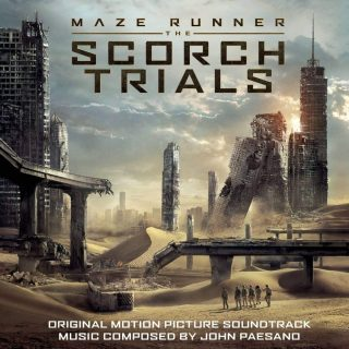 bande originale soundtrack ost score labyrinthe terre brulee maze runner scorch trials disney fox