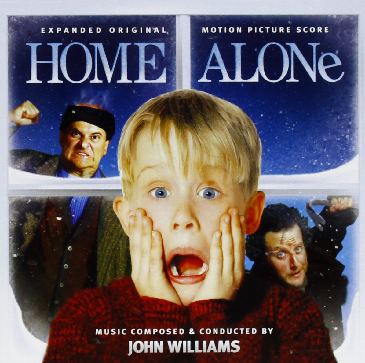 bande originale soundtrack ost score maman raté avion home alone disney fox