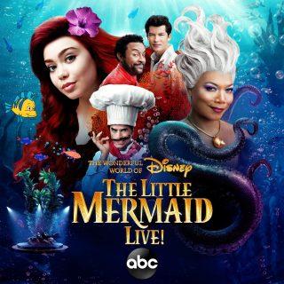 bande originale soundtrack ost score petite sirène live little mermaid disney abc