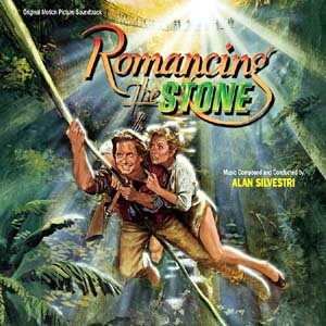 bande originale soundtrack ost score poursuite diamant vert romancing stone disney fox