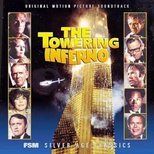 bande originale soundtrack ost score tour infernale towering inferno disney fox