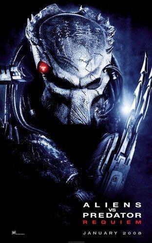 affiche poster alien vs predator requiem disney fox