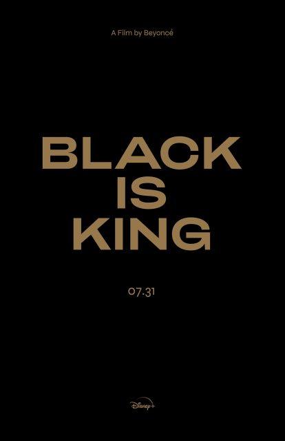 affiche poster black king beyonce disney