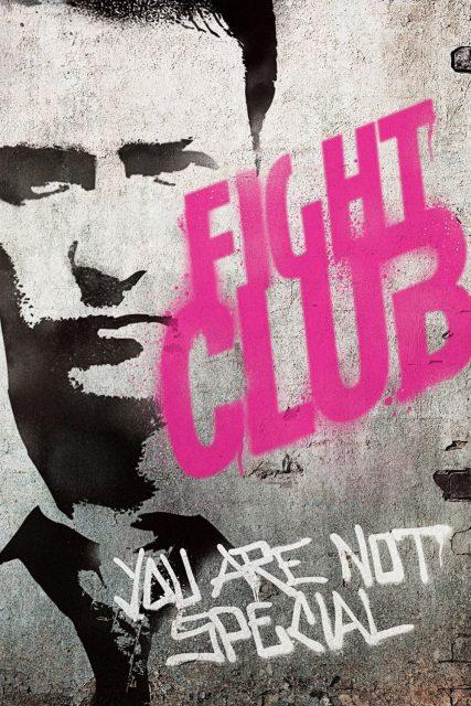 affiche poster fight club disney fox
