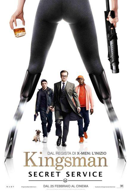 affiche poster kingsman services secrets disney fox
