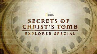 affiche poster secrets tombeau tomb christ disney nat geo