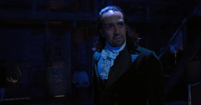capture hamilton disney plus