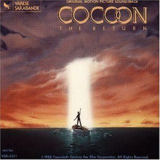 bande originale soundtrack ost score cocoon retour return disney fox