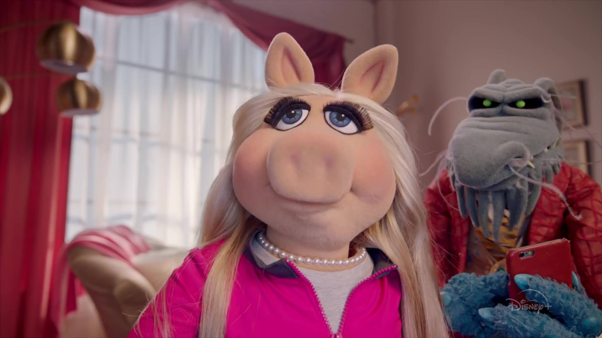 image nouveau muppet show now disney