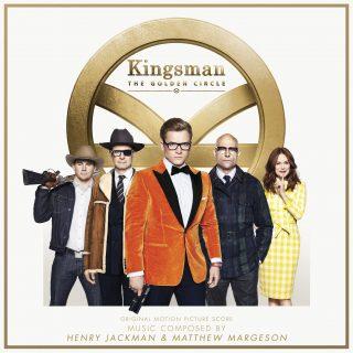 bande originale soundtrack ost score kingsman cercle or golden ring disney fox