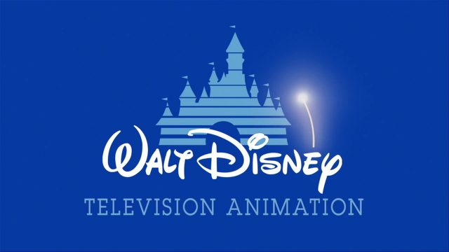 logo walt disney television animation