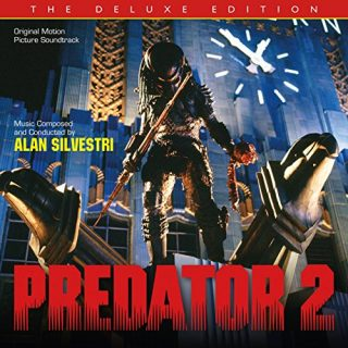 bande originale soundtrack ost score predator 2 disney fox