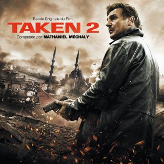 bande originale soundtrack ost score taken 2 disney fox