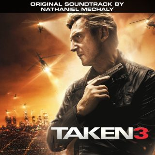 bande originale soundtrack ost score taken 3 disney fox